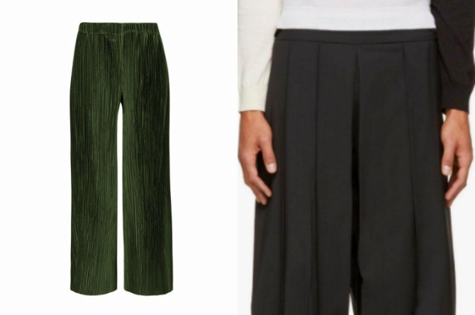 pleated pants collage 13 fashion mistakes mums make