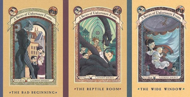 src=https://sg.theasianparent.com/wp content/uploads/2018/02/series unfortunate events first three books.jpg 9 Wonderful books for your nine year old bookworm!