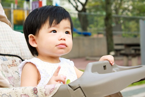 stroller safety for kids