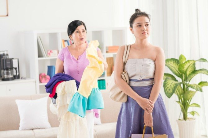 teenager 13 fashion mistakes mums make