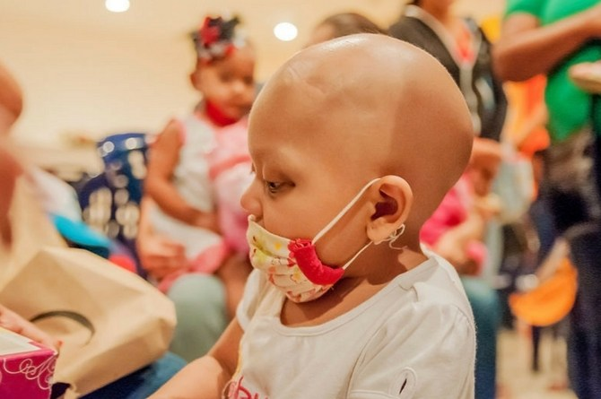 top childhood cancers