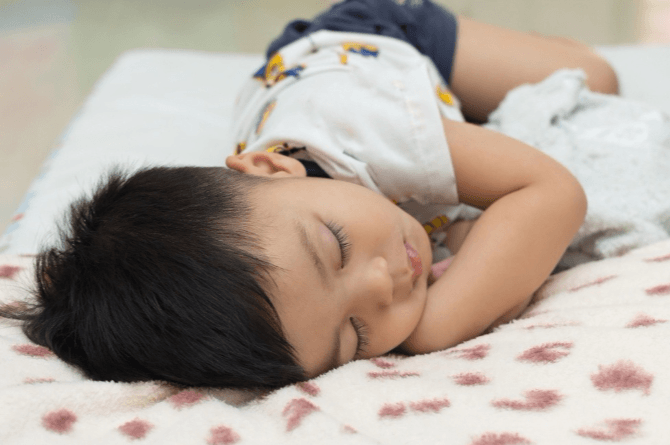 co sleeping with a toddler