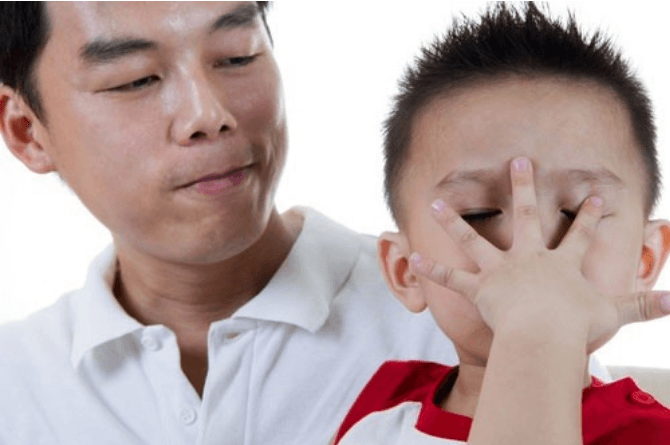 coping with toddler behaviour