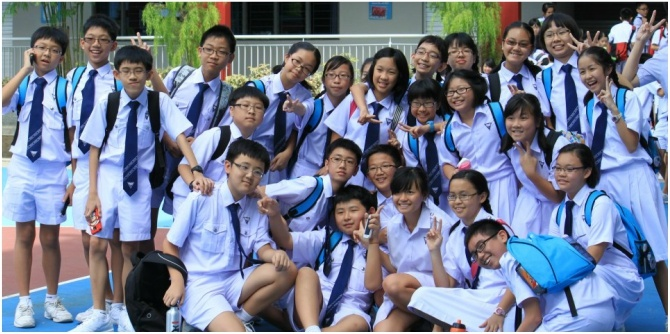 direct school admission Singapore