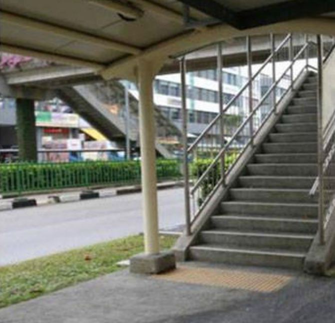 Singapore mum hit by e-scooter