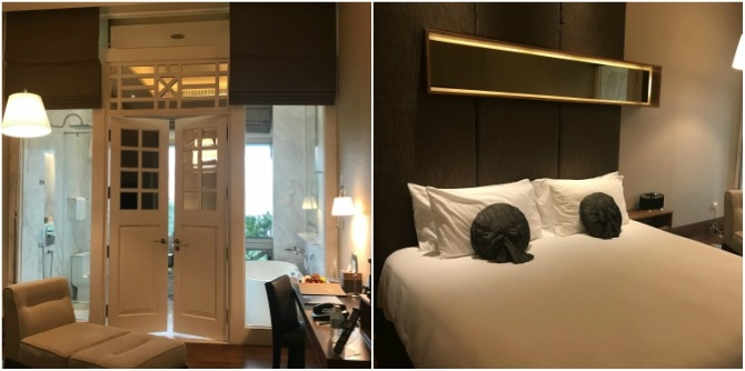Hotel Fort Canning staycation
