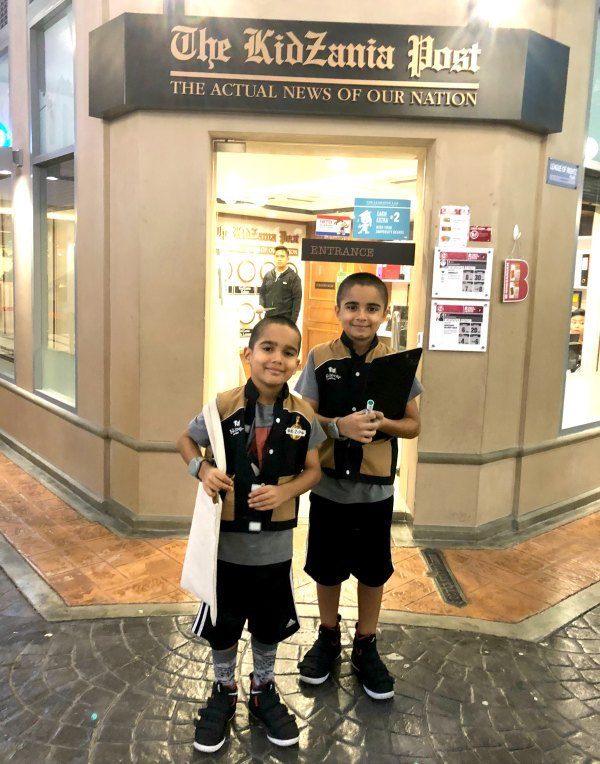 kidzania singapore review