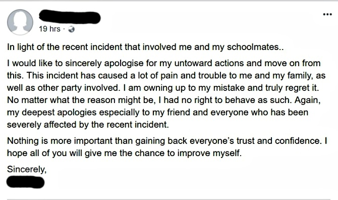 special needs student bullied