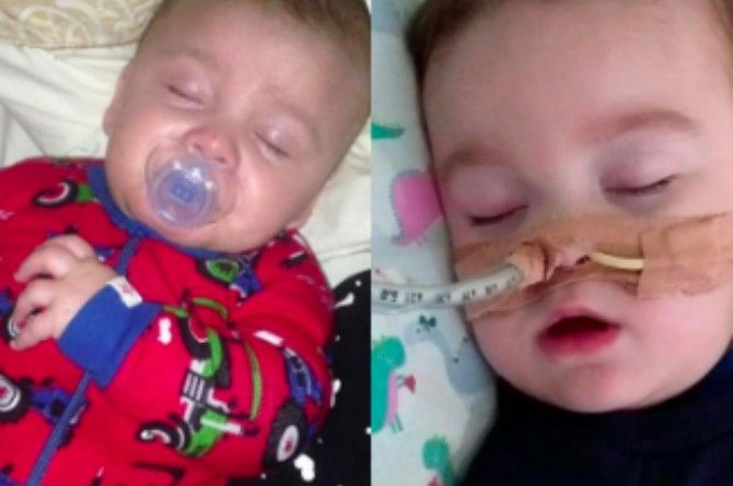toddler in legal battle feat  Does the court have the right to decide to end a toddler's life?