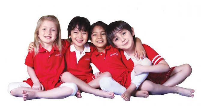 best preschool in Singapore for kids