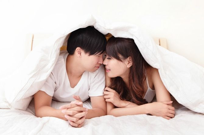 husband's bad in bed