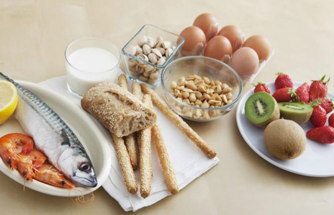 food allergy myths