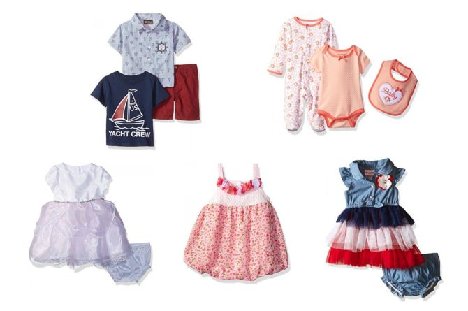 baby clothes on Lazada