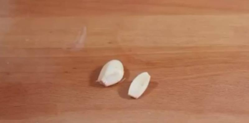 garlic for cough in babies