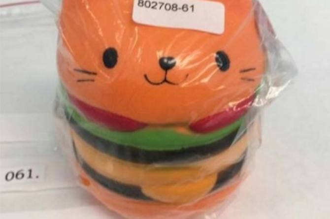 are squishies poisonous 1 intext The hidden dangers of Squishies and other toys