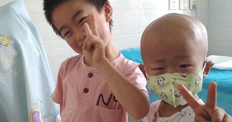 sad cancer stories about kids