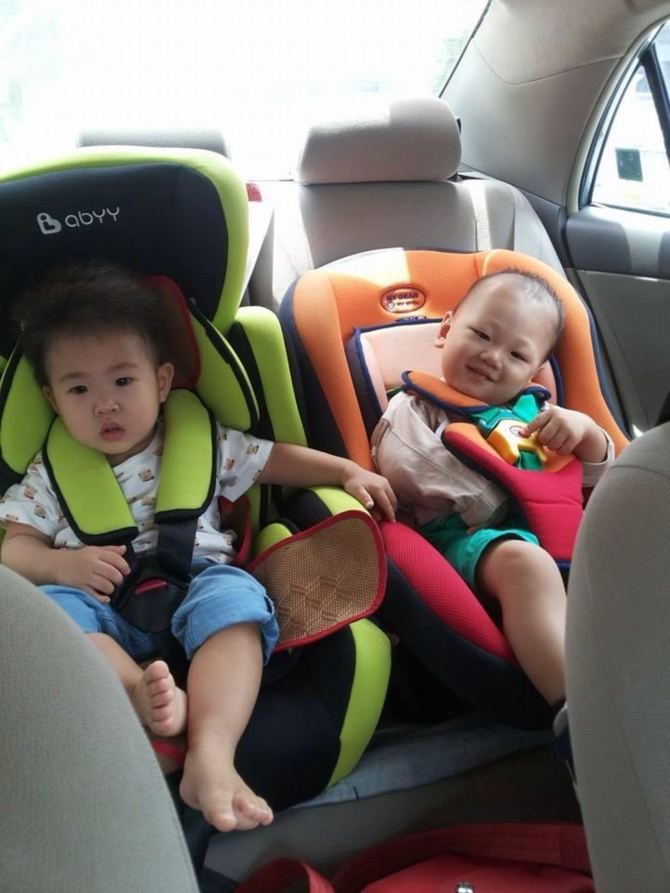 child carsafety Mum who took crying newborn out of carseat has important message for parents