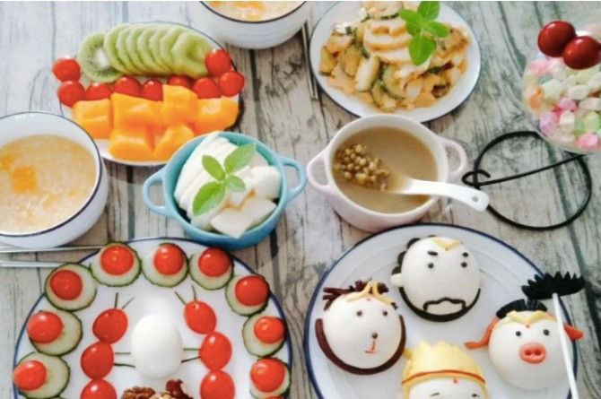 creative breakfast ideas for toddlers