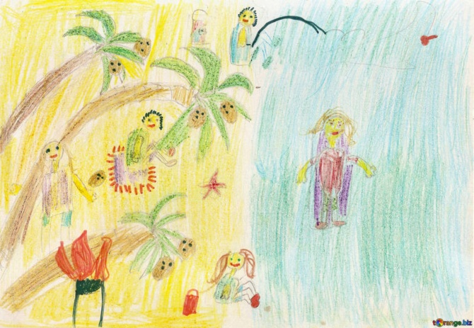 detaildrawing 1 The hidden meanings in children's drawings you never knew about