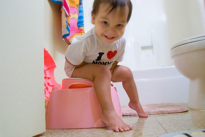 potty 1 Potty train your child in just one week with this Chinese method