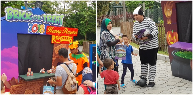 Halloween at LEGOLAND Malaysia 1 This October celebrate Halloween at LEGOLAND Malaysia!