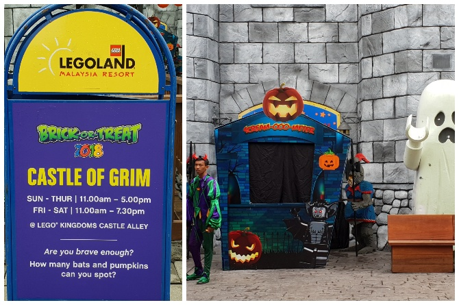 Halloween at LEGOLAND Malaysia 2 This October celebrate Halloween at LEGOLAND Malaysia!