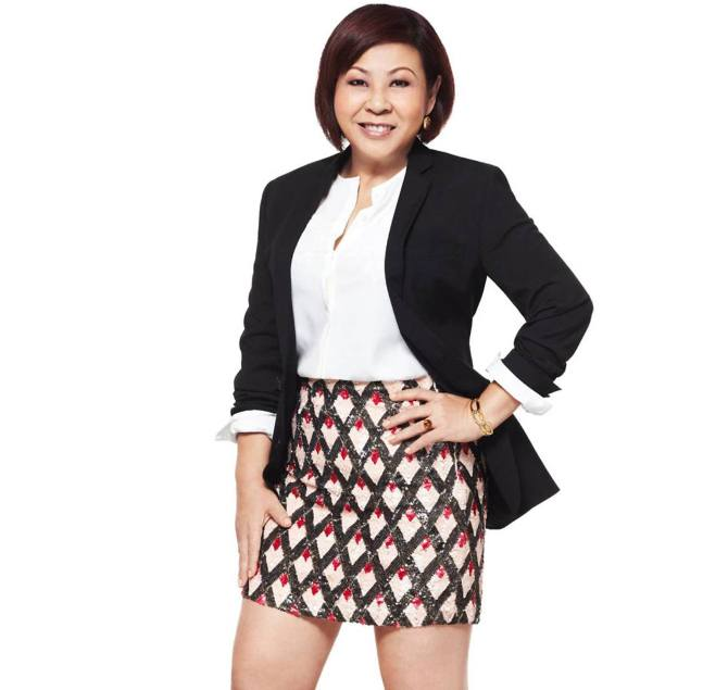 chieng mun 1 4 Singapore celebrities who battled breast cancer