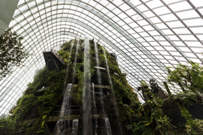 cloud forest 1 59 interesting and quirky things about Singapore you might not know
