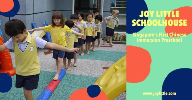 joy little schoolhouse e1539578739546 8 Bilingual immersion preschools in Singapore for your child