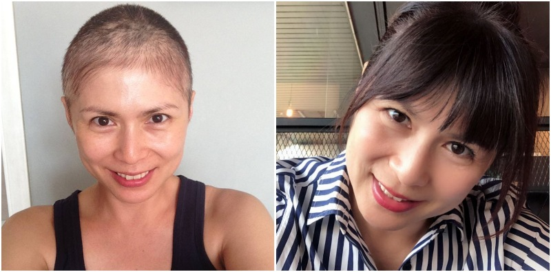 pan ling ling 2 1 4 Singapore celebrities who battled breast cancer