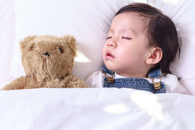 toddler sleep e1539245715758 24 hour clinics in Singapore North: A guide for parents