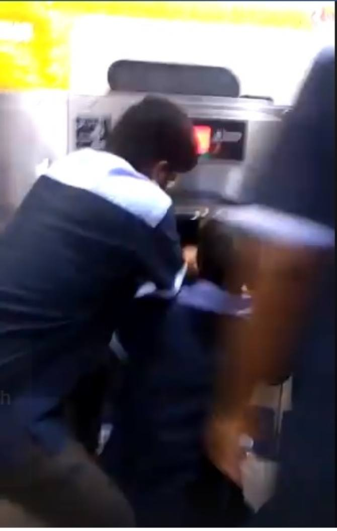 trapped inside washing machine 1 1 Child trapped inside washing machine after uncle's joke goes wrong