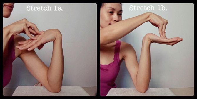 Mommy Thumb exercises
