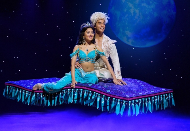 Aladdin The Musical Singapore 2019