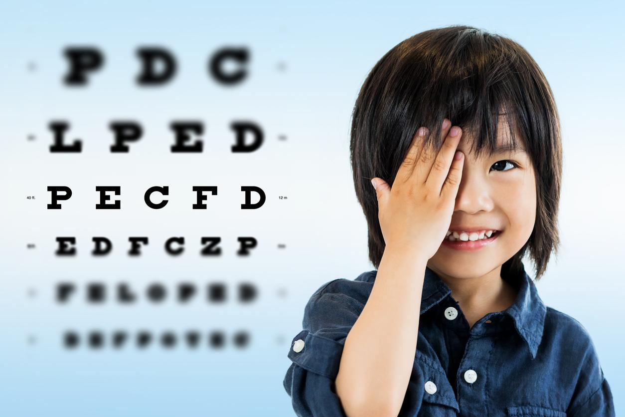 common eye problems in children