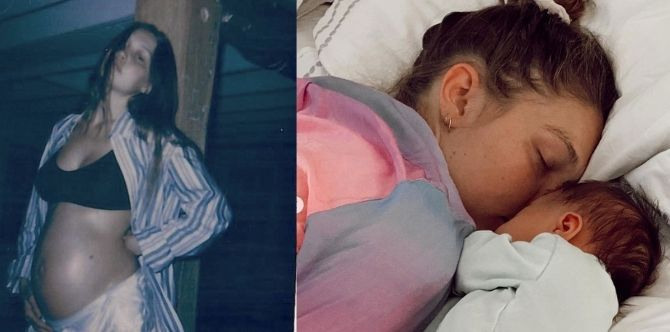 Gigi Hadid Suffered Anxiety During Her Pregnancy But These 2 Things Helped Her