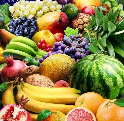 Anti-aging Food 5. Fruits and vegetables