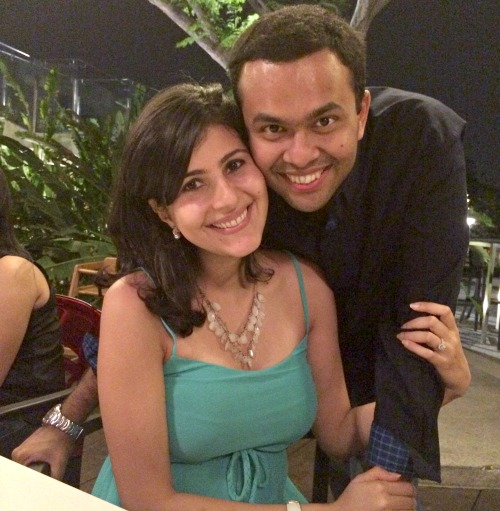 Zuber Mohammed - The dad-to-be who is eager to meet his baby girl