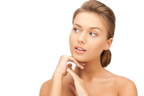 2. Bye-bye blotchiness and uneven skin tone!