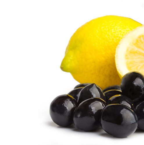 Olives or lemons for motion sickness