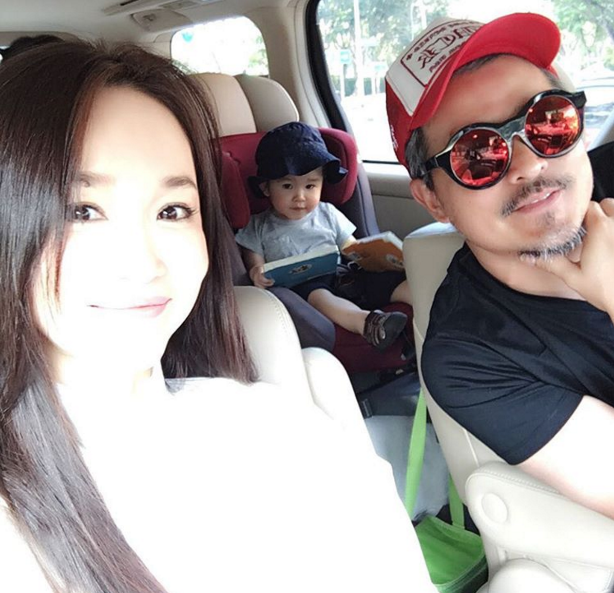 10 Singaporean celebrities whose kids had stolen our hearts