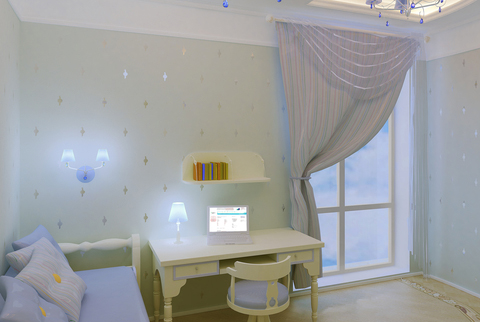 5. Preferably, let your kid's room be an electronics-free zone
