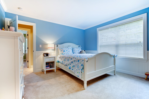 8. Design the bedroom according to your child's needs