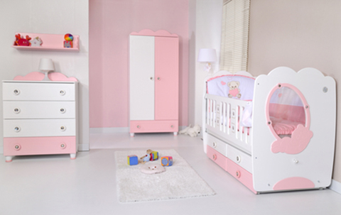 4. Keep the kids' bedroom clean and neat