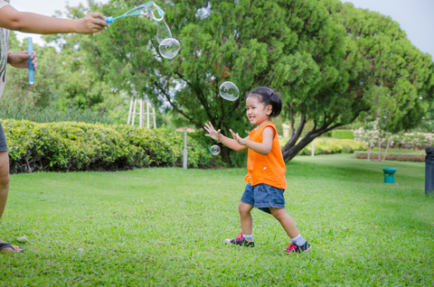 Pop those grumpy moods with lots of bubble fun.
