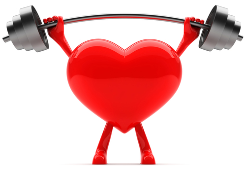 6.Strengthens the heart