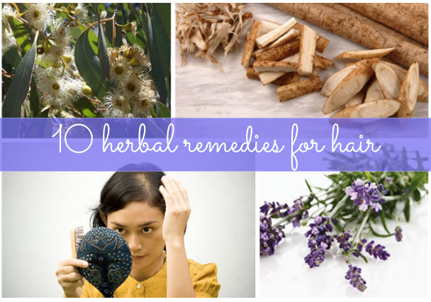 Click next to check out herbal remedies for scalp problems..