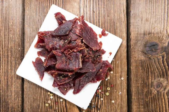 Home remedy 1 - Beef jerky