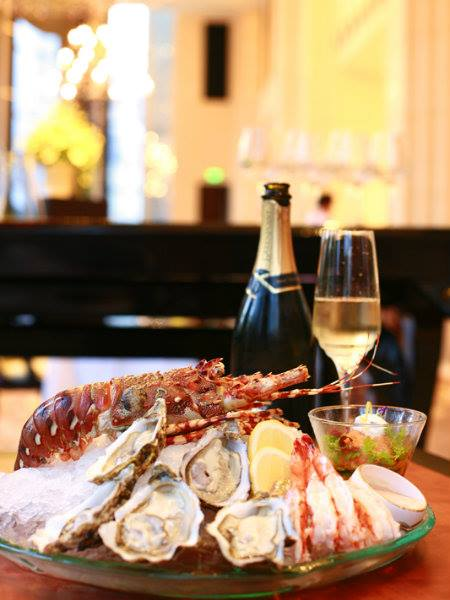 Brasserie Les Saveurs St Regis Top 15 restaurants in Singapore for date nights and other special occasions