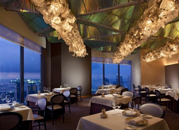 romantic rest jaan Top 15 restaurants in Singapore for date nights and other special occasions